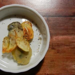 牡蠣のタパス ガーリック焼き
