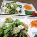 中華風♪ブロッコリーとえびの炒め煮
