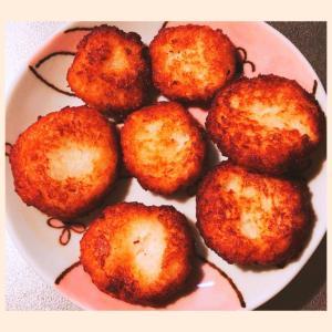 パン粉とヨーグルトで作る!チーズ風味クルトン