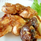 カンタン美味しい☆鶏ムネ肉の梅塩糀焼き☆