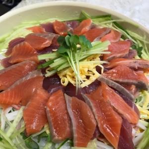お祝いにぴったり!海鮮ちらし寿司