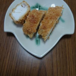 魚のフライ 離乳食完了期や1歳も食べれる揚げ物