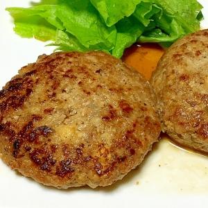 あっさり★しょうが味な豆腐ハンバーグ