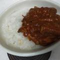 サバ缶トマトカレー〈簡単!煮込まずおいしい!〉