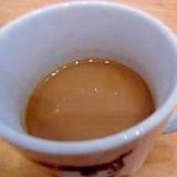 大人限定♪アイリッシュコーヒー
