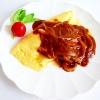 ルウが決め手の「ハッシュドビーフ」レシピ