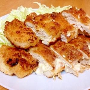 鶏ムネ肉のヘルシーチキンカツ