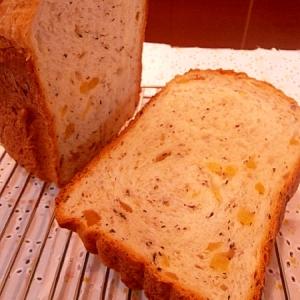 アップルティー風味☆りんごと紅茶のパン(HB)
