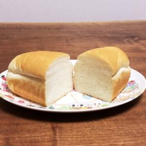 HB・余った牛乳でほんのり甘いリッチなミニ食パン