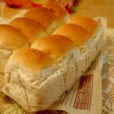 牛乳パックで作る 全粒粉のミニ食パン