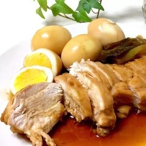 鶏肉で簡単チャーシュー