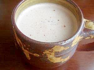豆乳でジンジャーココア