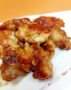 子供が喜ぶ定番(^^)鶏もも肉の照り焼き♪