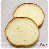 ブリオッシュ ラウンド食パン