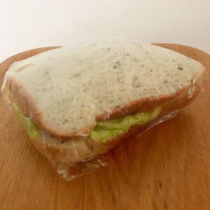 ソースカツのサンドイッチ