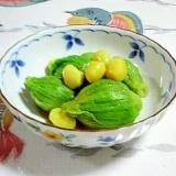 春が来た~♪ふきのとうの酢味噌和え~ (^○^)