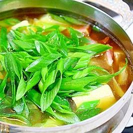 ベーコン豆腐
