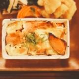 鮭と豆腐の味噌焼き【200kcal 脂質7g】