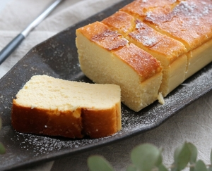 セラベイクで、簡単!チーズケーキテリーヌ