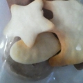 濃厚バター風味!サクサク型抜きクッキー