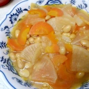 大根の中華煮