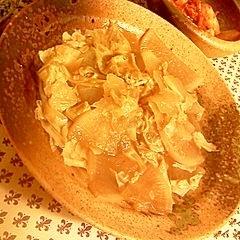 大根、湯葉の煮物