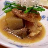 牛すじ味噌煮♬ コラーゲンたっぷりです!