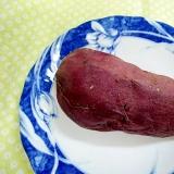 紅はるかの焼き芋