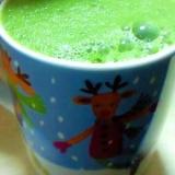 寒いときはホット抹茶豆乳ラテ