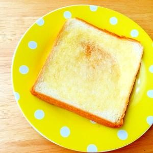 パン耳☆はちみつトースト