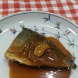 濃厚でご飯に合う♡鯖の味噌煮