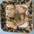 鶏むね肉のおろしポン酢がけ