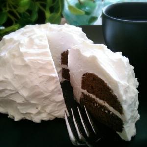 糖質制限低糖質★ズコット風おからケーキ(紅茶)