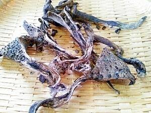 高級茸☆香茸「すすたけ」の香り増強乾燥法