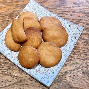 アーモンドプードル使用☆蜂蜜クッキーバターなし