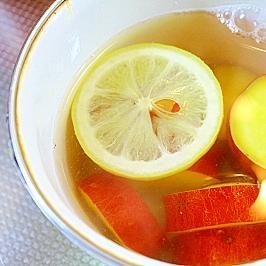 さつま芋のハニーレモン煮
