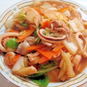 海鮮★八宝菜~♪