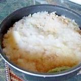 節電~季節はずれの雪鍋~冷製 夏の鍋料理