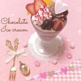 チョコレートパフェ。:°ஐ♡*