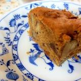 栗の渋皮煮バターケーキ