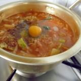 卵入り雑炊