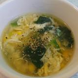 中華風たまごスープ