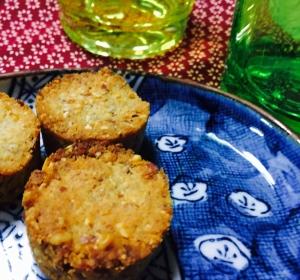 大豆粉でクッキー