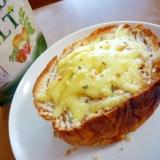 ハーブソルト&チーズでメイプルデニッシュ~*