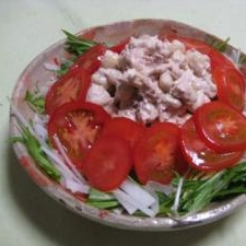 簡単!大豆サラダ