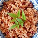 甘さも硬さも自在な赤飯・蒸し器で作る小豆のおこわ