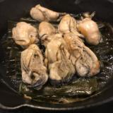 超簡単!牡蠣の昆布蒸し