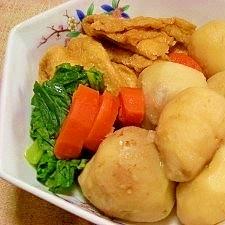 土付き芋が美味しい☆里芋の煮物