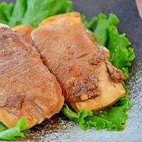 お肉まきまき 豆腐のステーキ