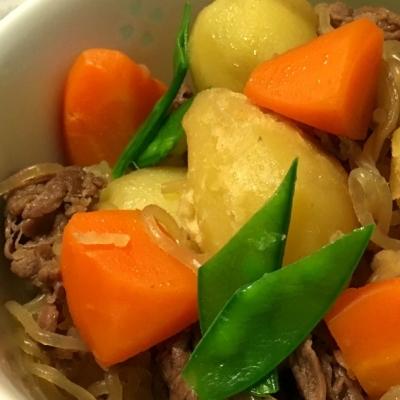 【花嫁キッチン】レッスン#6: 和食の味付け&お袋の味「肉じゃが」をマスター